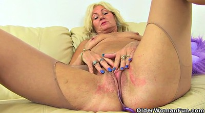 Next door, British mature