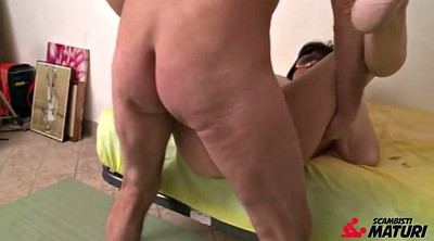 Mmf, Bbw threesome