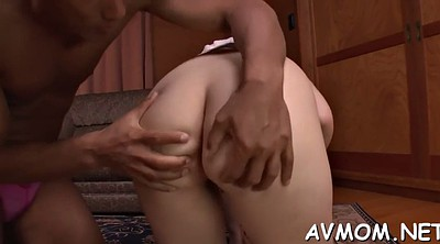 Japanese three, Asian dick