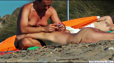 Nudist, Voyeur beach, Nudist beach, Sexy video, Nudists, Female