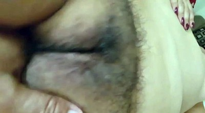 Mature hairy, Clit, Hairy wife