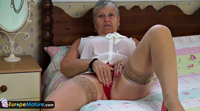 Granny solo, Solo mature, Seduction, Grandma