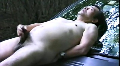 Daddy, Japanese granny, Asian granny, Asian man, Old man handjob, Old japanese