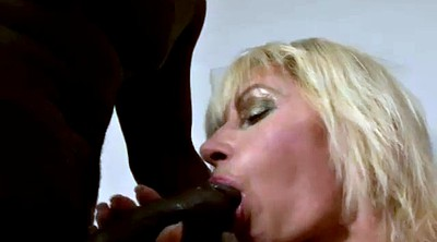 Deep anal, Interracial anal, Lilly, Milf interracial anal