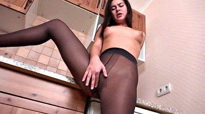 Girl, Black pantyhose, Black girl