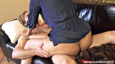 Julia ann, Mom riding, Mom milf, Julia ann hardcore