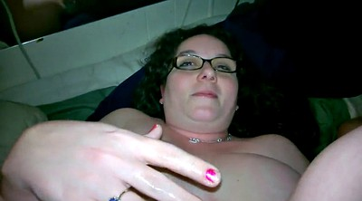 Naked, Chubby creampie, Bbw creampie
