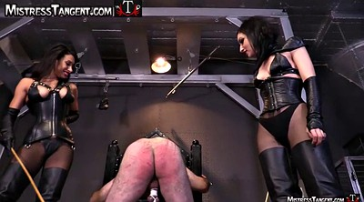 Caning, Bound, Knees, Caned