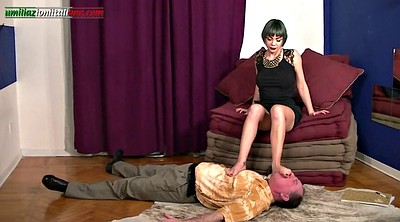 Facesitting, Trample, Trampling