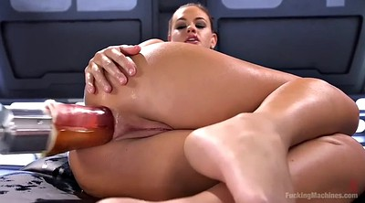 Machine, Anal solo, Gape, Roxy raye, Roxy, Machine fuck
