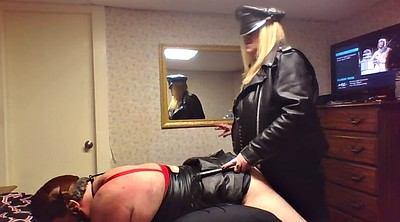 Leather mistress, Leather femdom, Leather