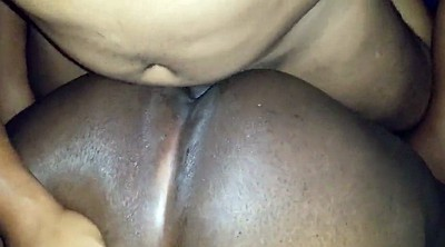 Big ass black