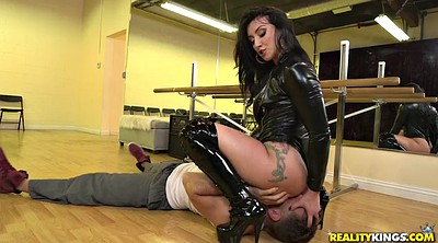 Boot, Face sitting, Mandy muse