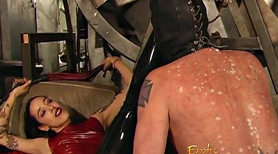 Bdsm, Spank, Latex, Whipping, Whip, Whipping femdom