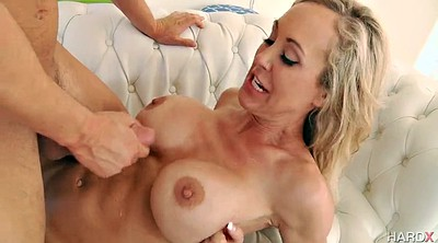 Mature, Brandi love, Mature boy, Boobs, Brandi, Young boy