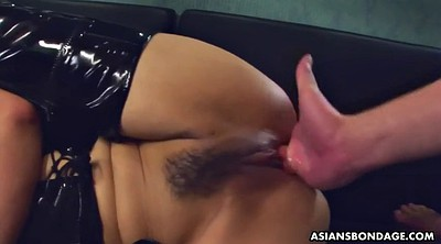 Asian, Latex, Asian pee, Japanese bdsm, Latex bdsm, Japanese hairy