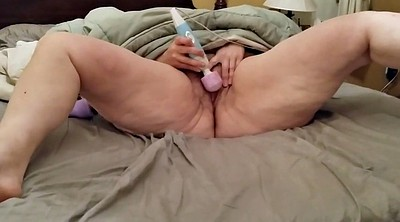 Wife orgasm, Vibrating, Multiple, Bbw milf