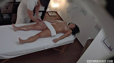 Handsome, Czech massage