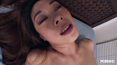 Japanese hot, Hairy creampie
