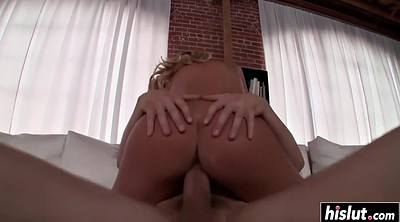 Hairy creampie, Big ass creampie, His ass