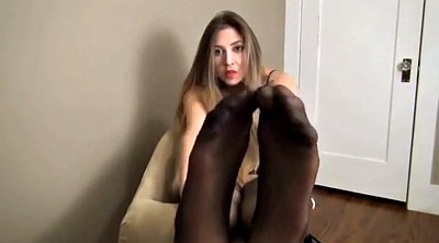 Stockings foot, Stockings feet