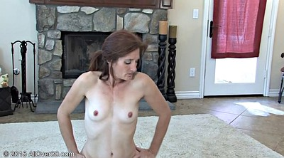 Hairy granny, Granny solo, Hairy masturbation, Fitness