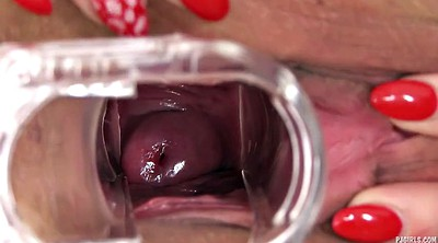 Speculum, Gyno, Gaping pussy
