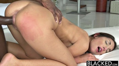 Interracial, August ames, August