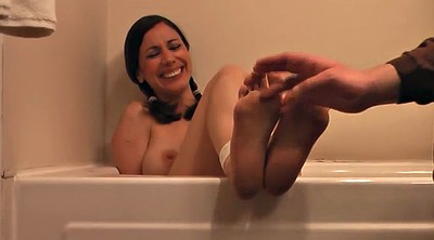 Tickle, Tickling, Tickled, Tickle feet, Bathtub