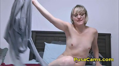 Glasses, Hairy solo, Hot teacher, Teacher hot, Solo striptease, Small tits milf