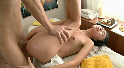 Asian massage, Asian fuck