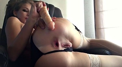 Double pussy, Teen double penetration