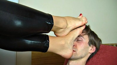 Foot worship, Fetish, Polish