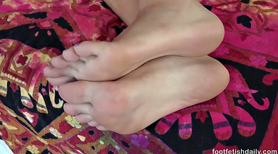 Fetish, Solo feet, Photo