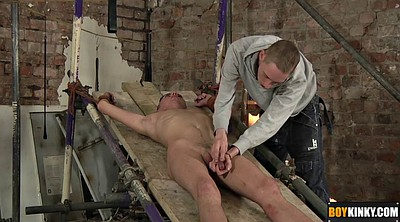 Gay bdsm, Balls, Empty