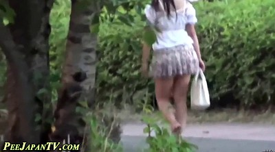 Asian, Japanese voyeur, Japanese public, Asian pee