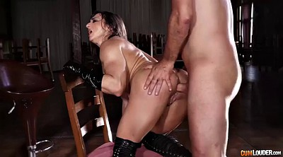 Dirty anal, Anal riding