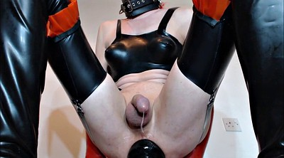 Latex, Heels, Cd