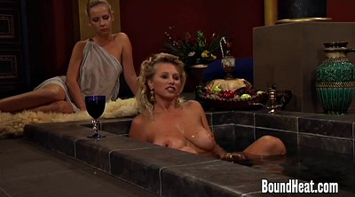 Mistress, Tit whipping, Bathing