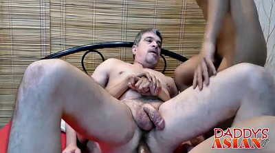 Kiss, Ejaculation, Gay threesome