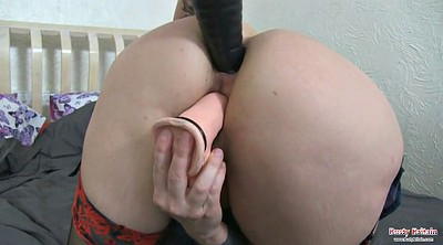 Summer, Double penetration, British anal
