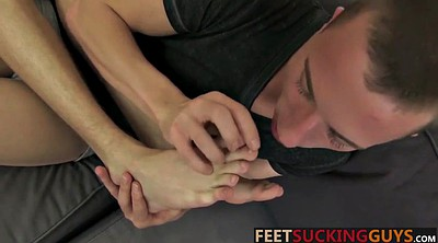 Touch, Lick feet