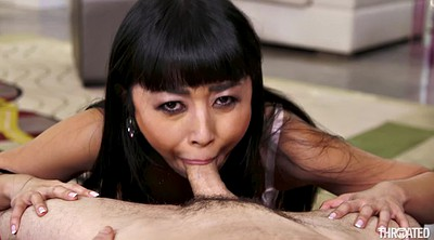 Marica hase, Japanese deep throat, Thick japanese, Japanese throat