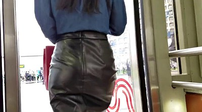 Leather, Hidden, Skirt