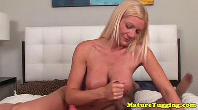Edging, Edge, Mature handjob