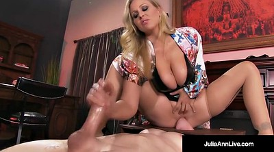 Julia ann, Torture, Young boy, Abused, Femdom slave, Milf boy