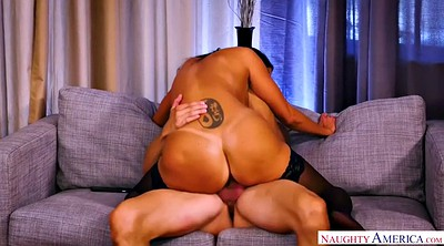 Ava addams, Riding