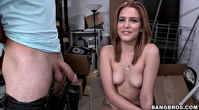 Abby, Amateur casting, Paradise, Head in, Backroom