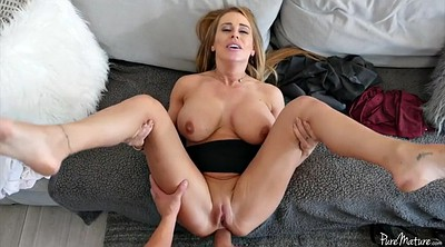 Big boobs, Anal mature