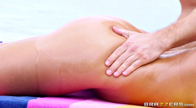 August ames, Body massage, Body